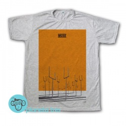 Remera Muse Origin of Symmetry - Remeras Rock