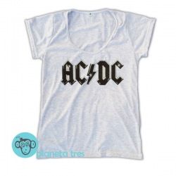 Remera AC/DC - Remeras Rock