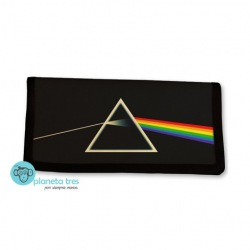 Billetera Pink Floyd The Dark Side Of The Moon