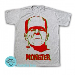 Remera Monster