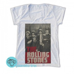 Remera The Rolling Stones Poster