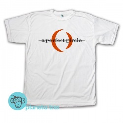 Remera A Perfect Circle Logo - Remeras de Rock