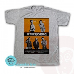 Remera Trainspotting