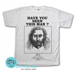 Remera Twin Peaks Have You Seen This Man