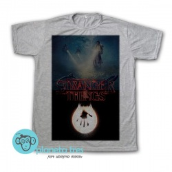 Remera Stranger Things Poster