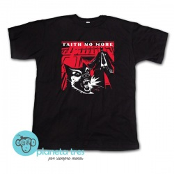 Remera de rock Faith No More King For A Day