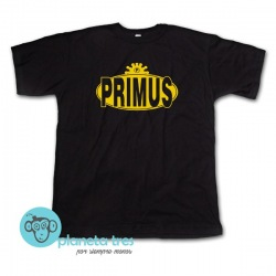 Remera Primus Brown Album