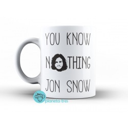 Taza You Know Nothing Jon Snow - Tazas de series