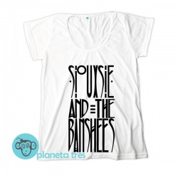 Remera Siouxsie And The Banshees - Remeras Punk