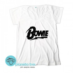 Remera Bowie - Remeras Rock