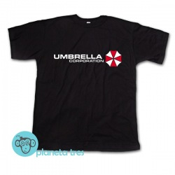 Remera Umbrella Corporation - Remeras de Cine, juegos y Películas