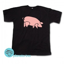 Remera Pink Floyd Cerdo - Remeras de Rock Progresivo