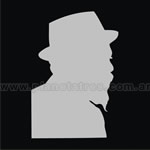 Remera Thelonious Monk Perfil