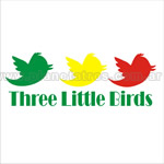Remera Three Little Birds