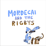 Remera Mordecai And The Rigbys Oooooh!