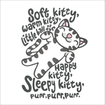 Remera Soft Kitty