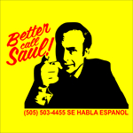 Remera Breaking Bad Better Call Saul