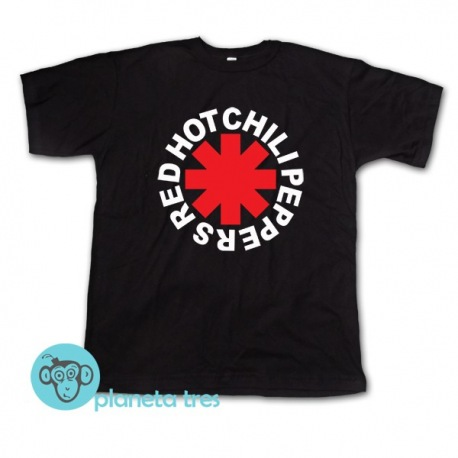 Remera Red Hot Chili Peppers - Remeras de Rock