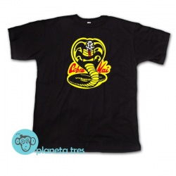 Remera Cobra Kai - Remeras de series