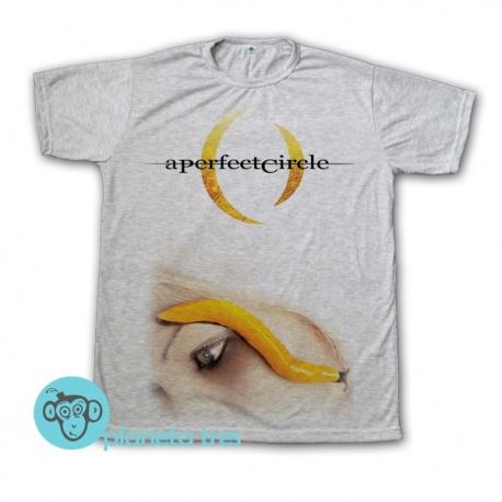 Remera  A Perfect Circle Thirteenth Step - Remeras de Rock