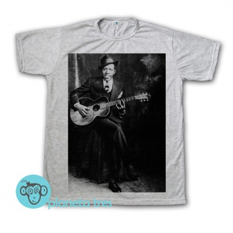 Remera Robert Johnson - Remeras de Blues