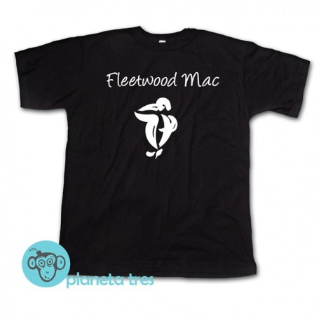 Remera Fleetwood Mac - Remeras Rock Clásico Internacional