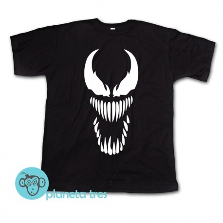 Remera Venom - Remeras de Superhéroes