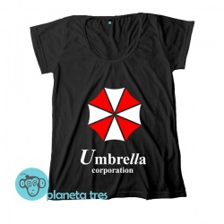 Remera Umbrella Corporation - Remeras de Cine y Gamers