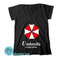 Remera Umbrella Corporation Logo Grande