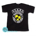 Remera S.T.A.R.S Resident Evil Negra
