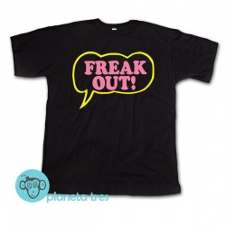 Remera Frank Zappa Freak Out - Remeras de Rock - Remeras Mothers Of Invention