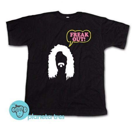 Remera Frank Zappa Mothers Of Invention Freak Out - Remeras de Rock - Remeras Mothers Of Invention