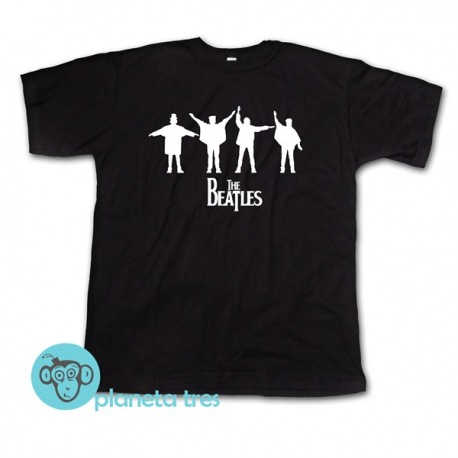 Remera The Beatles Album Help! - Remeras de Rock Clasico