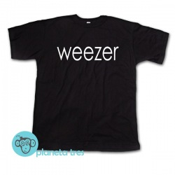 Remera Weezer - Remeras de Rock Alternativo de los 90