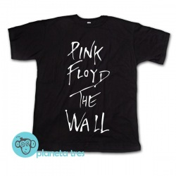 Remera Pink Floyd The Wall Color