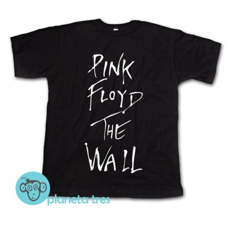 Remera Pink Floyd The Wall - Remeras de Rock
