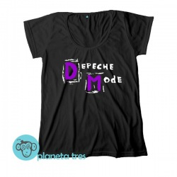 Remera Depeche Mode Songs of Faith and Devotion - Remeras de música