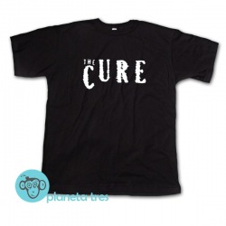 Remera The Cure - Remeras de rock