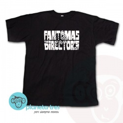 Remera Fantomas The Director's Cut