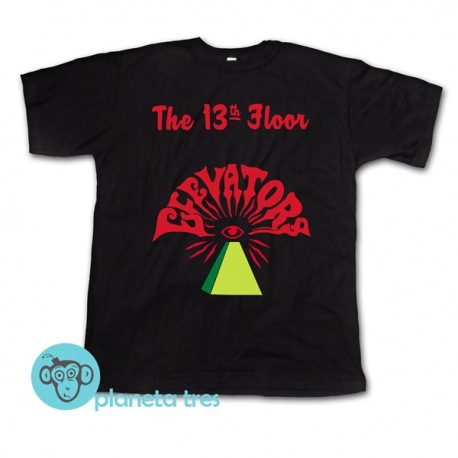 Remera 13th Floor Elevators - Remeras de Rock Psicodélico