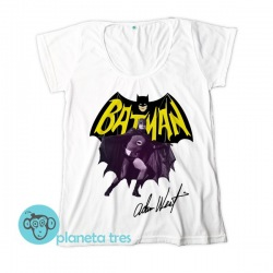 Remera Batman Adam West