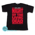 Remera Night Of The Living Dead George Romero