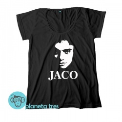 Remera Jaco Patorius - Remeras de Jazz