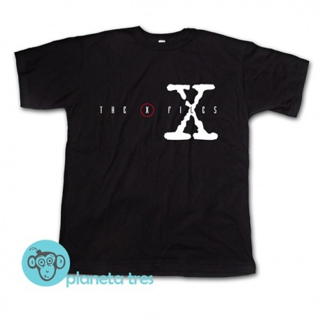 Remera The X Files - Remera Expedientes Secretos X - Remeras de series