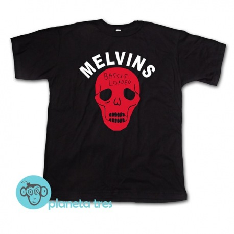 Remera Melvins Basses Loaded - Remeras De Rock