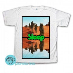Remera Sleep Jerusalem And Dopesmoker - Stoner Rock - Remeras Rock