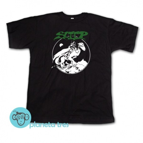 Remera Sleep Dragonaut - Remeras Stoner Rock y Doom Metal en todos los talles