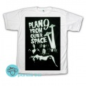 Remera Plan 9 From Outer Space Ovni