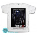 Remera Friday The 13th Póster