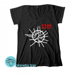 Remera Depeche Mode Sounds of the Universe - Remeras de rock para mujeres rockeras